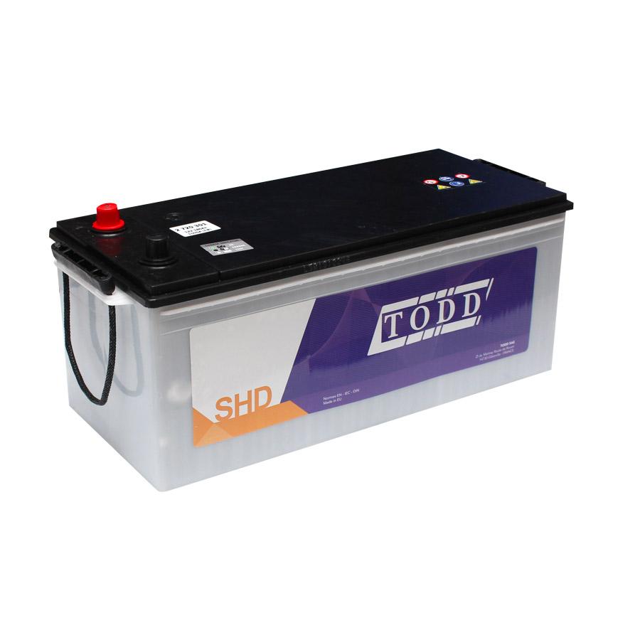 Accessoires batterie poids lourds
