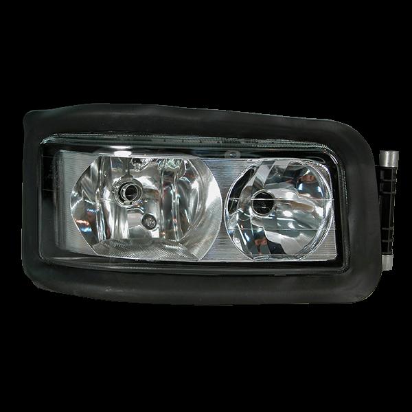 projecteur droit lampe h7 avec correcteur pour man tga xl xxl todd chrono pi ces et. Black Bedroom Furniture Sets. Home Design Ideas