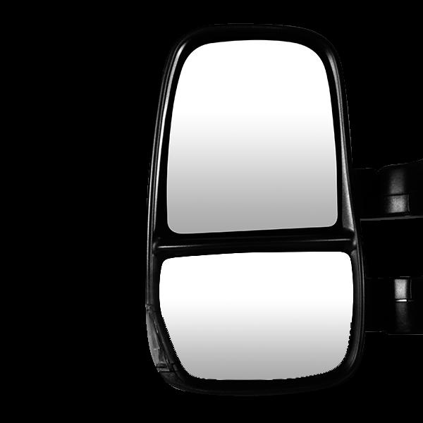 glace inf rieure gauche d givrante pour r troviseur iveco. Black Bedroom Furniture Sets. Home Design Ideas