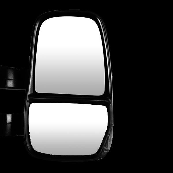 glace inf rieure droite d givrante pour r troviseur iveco. Black Bedroom Furniture Sets. Home Design Ideas