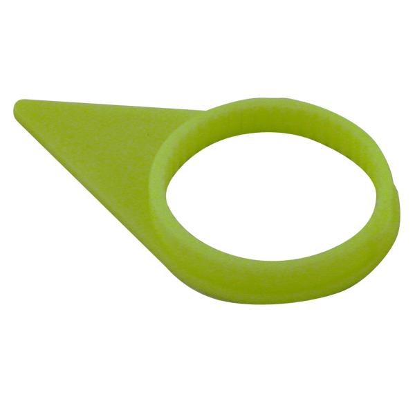 Checkpoint jaune version longue 19 mm, indicateur de desserrage de roue