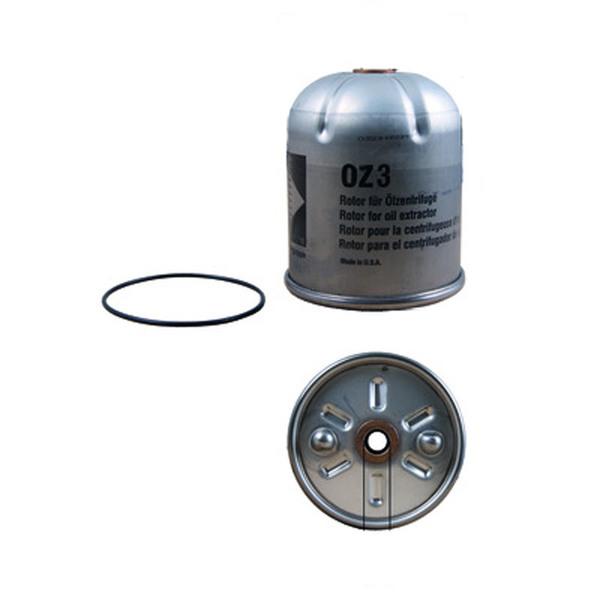 Rotor filtre pour la centrifugeuse à huile pour RENAULT