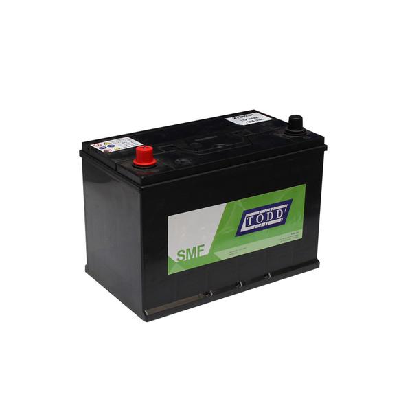 Batterie 12V 95Ah 730A polarité à gauche, SMF sans entretien pour véhicules utilitaires et véhicules légers