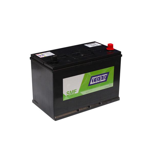 Batterie 12V 95Ah 730A polarité à droite, SMF sans entretien pour véhicules utilitaires et véhicules légers