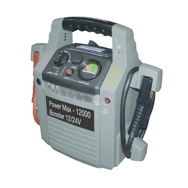 Booster portable de batterie 12/24V 12000