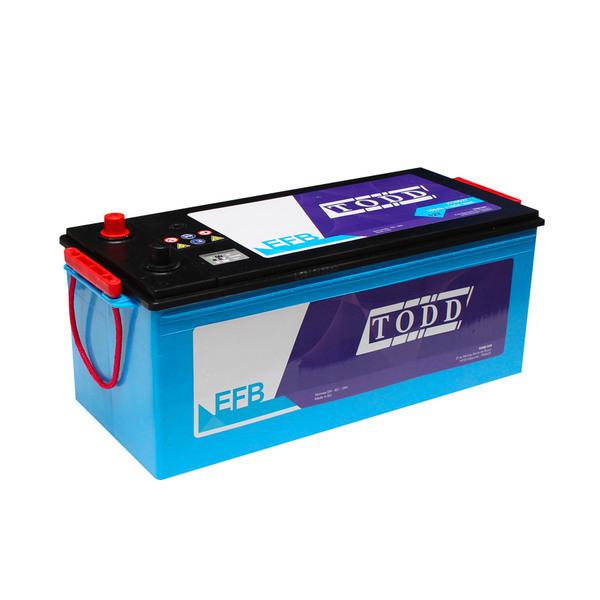 Batterie 12V 180Ah 1100A  EFB SMF renforcée, sans entretien,  conseillée pour véhicules normes euro 5 et euro 6