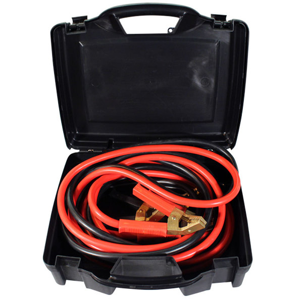 Câbles de démarrage 70mm, 7M, 650A, pour batteries poids-lourds & Travaux Publics