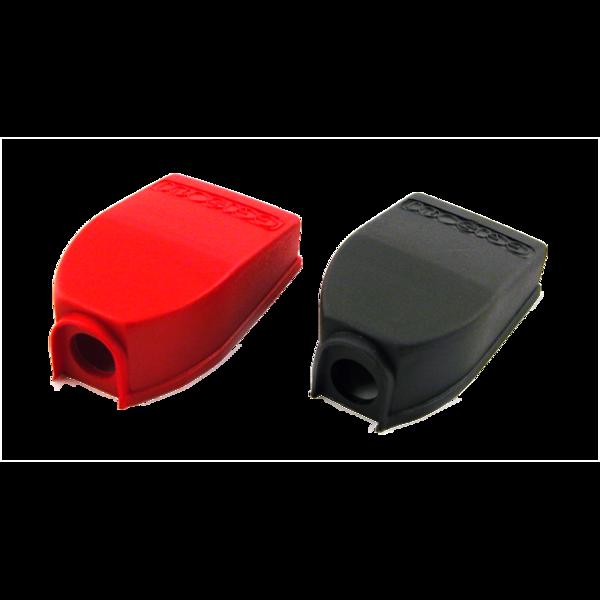 Cache cosse rouge arrière type 4050 pour batterie de poids-lourds