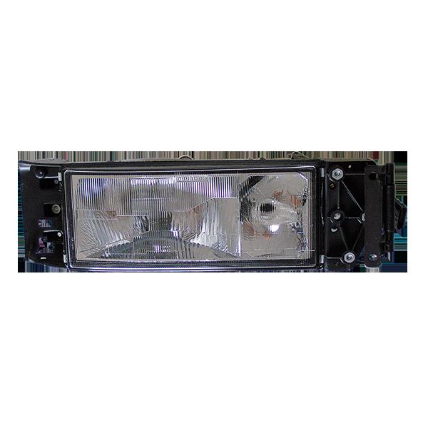 Projecteur principal droit, sans correcteur, lampe H4/H3 pour IVECO