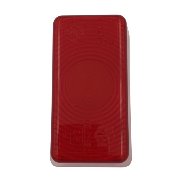 Cabochon rouge ML 502074