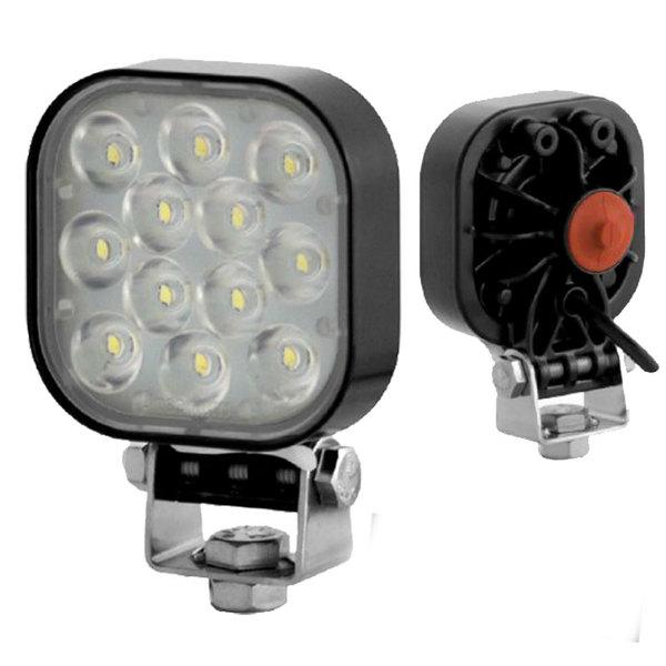 Phare de travail ALKOR 1900 lumen avec interrupteur, IP69K