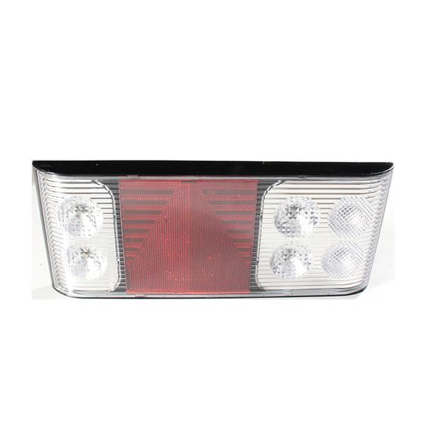 Feu arrière LED 12/24V 7 fonctions, gauche, pour remorque CHEREAU