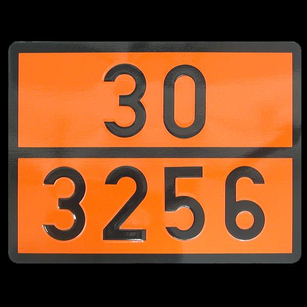 Plaque 30/3256