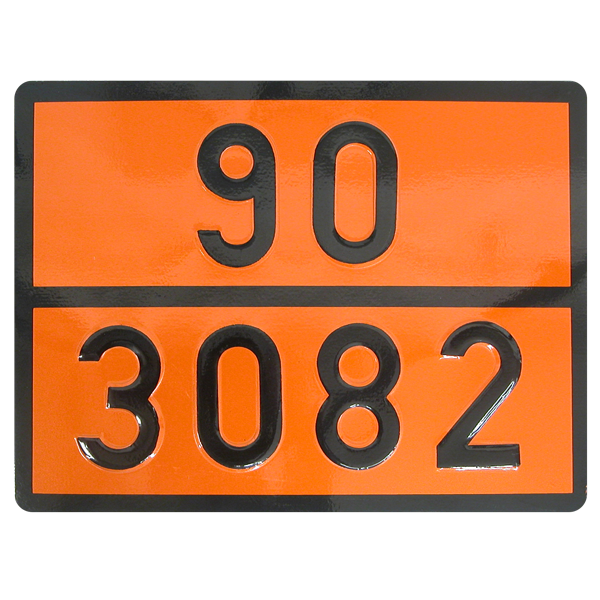 Plaque 90/3082