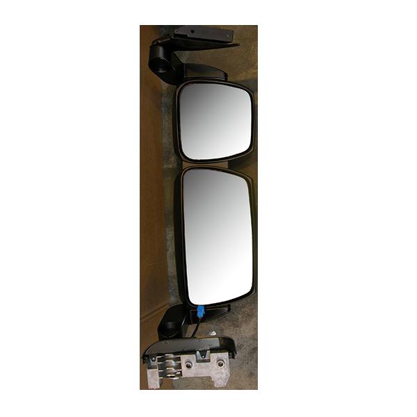 Rétroviseur complet droit, électrique, dégivrant, pour IVECO Stralis