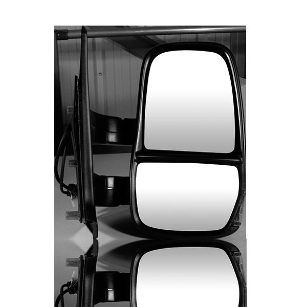 Rétroviseur électrique dégivrant gauche, bras court, pour Daily 4 et 5 - 5801367640