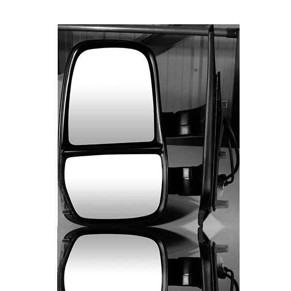 Rétroviseur électrique gauche avec sonde, pour IVECO Daily 4 et 5