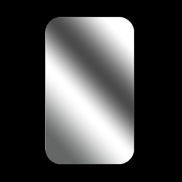 Glace rétroviseur principal dégivrant gauche / droite pour MERCEDES
