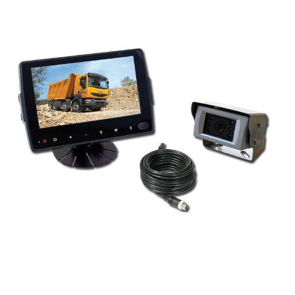 Caméra filaire alarme vision arrière pour véhicules spécifiques