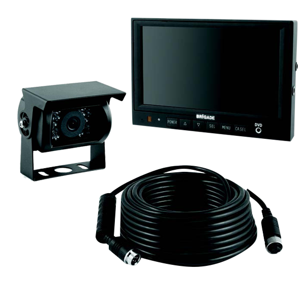 Caméra de recul, kit complet