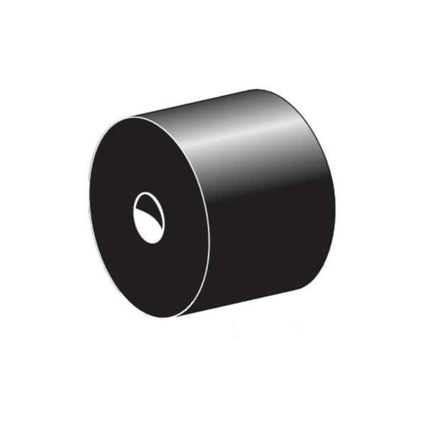 Butoir cylindrique étroit haute densité 80 mm
