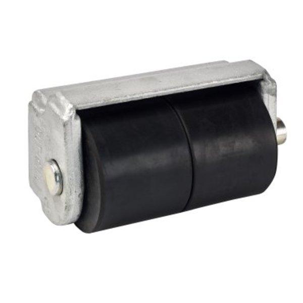 Butoir horizontal à 2 rouleaux cylindriques BUT-ROLL H2-80, butoir de quai remorque