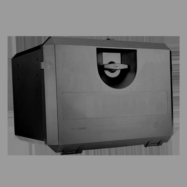 Coffre à outils RIMBOX 107 pour remorque PL, semi-remorque