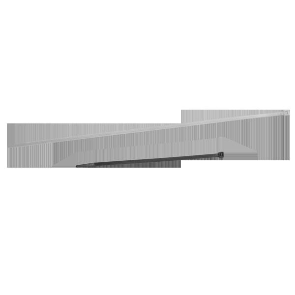 Collier rilsan noir 3.5x140