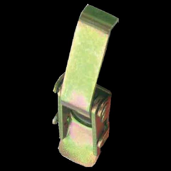 Kit grenouillère ADR 2009, pour support panneau matières dangereuses