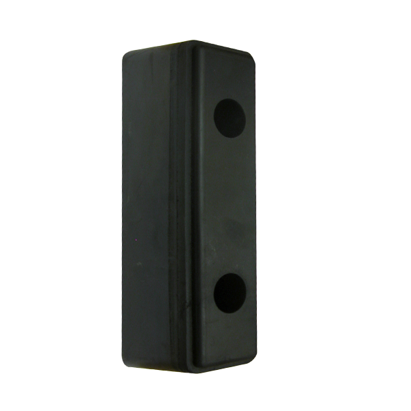 Butoir de quai, tampon caoutchouc (acier) pour camions et remorques - H030283-02