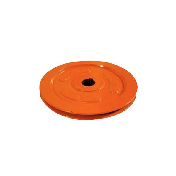 Poulie avant diamètre 180 mm