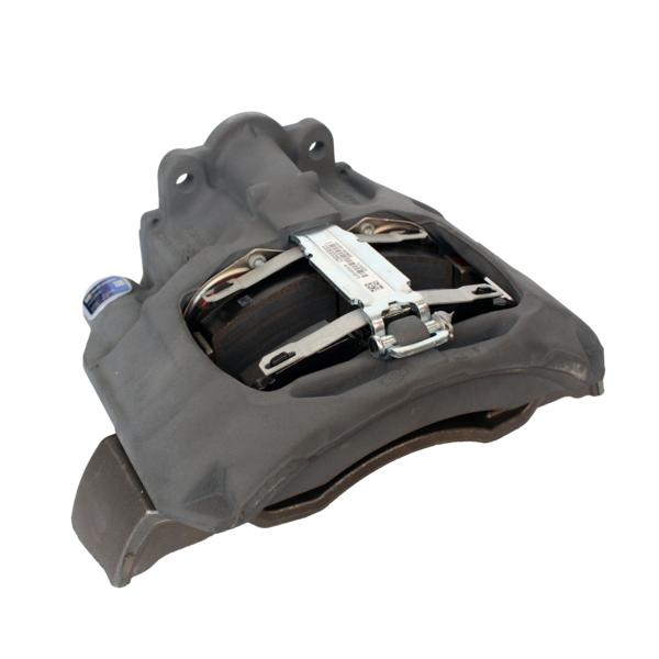 Etrier de frein SK7 430 mm gauche, complet pour essieu Saf