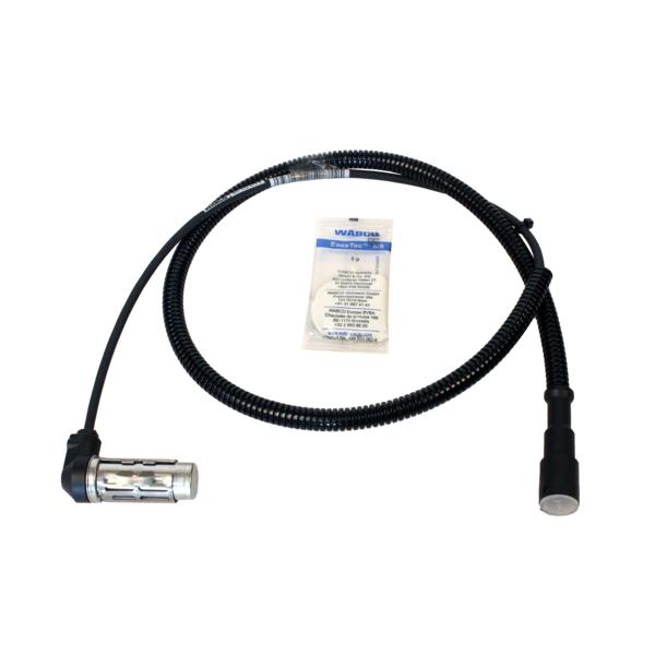 Capteur ABS avec bague, longueur câble 101 cm, avec douille et graisse