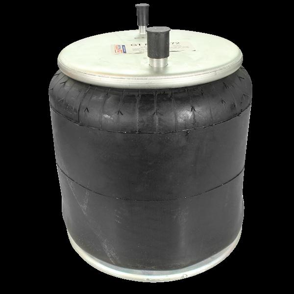 Coussin d'air type 1T15M6, piston acier, pour essieu SMB