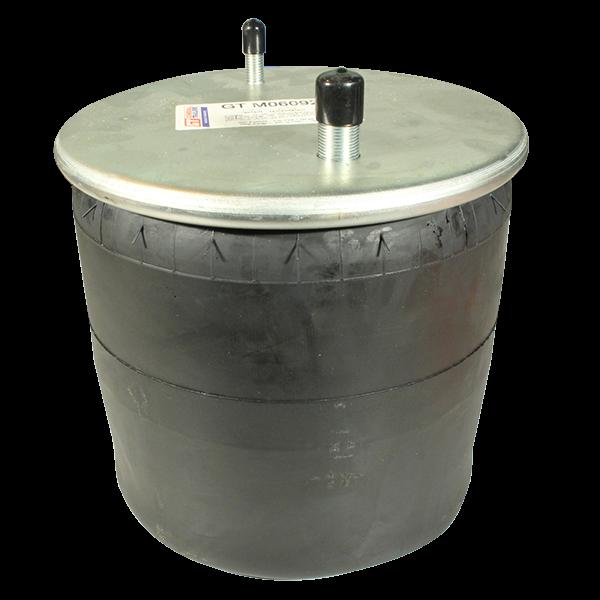 Coussin d'air type 1T15MP7, piston composite, pour essieu SMB