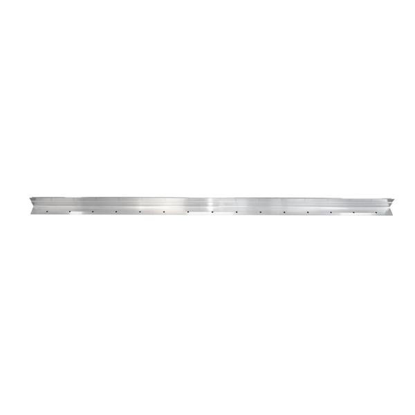 Rive supérieure alu, avant, longueur 2313 mm, pour Fruehauf et Gt