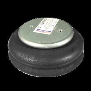 Coussin d'air bilatéral à 2 soufflets pour essieu SAF / KAISER