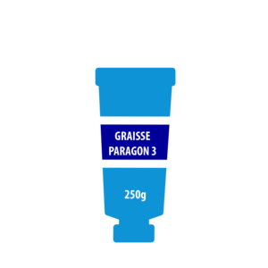 Graisse PARAGON 3, un tube de 250g, graisse universelle, pour pneumatique