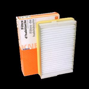 Elément filtrant en papier pour filtre d'habitacle pour Daf