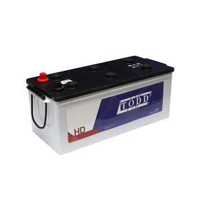 Batterie 12V 200Ah 1100A pour camions PL spécial hayon, tracteurs...