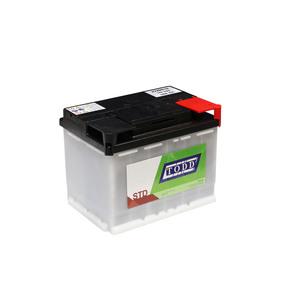 Batterie 12V 60Ah 480A sans entretien pour véhicules utilitaires et véhicules légers