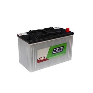 Batterie 12V 110Ah 700A sans entretien sans talon d'accroche