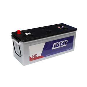 Batterie 12V 140Ah 800A pour camions, bateaux, tracteurs...