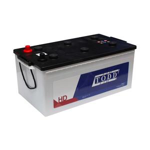 Batterie 12V 230Ah 1250A pour camions, tracteurs...