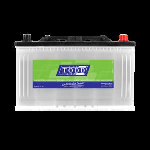 Batterie 12V 95Ah 730A polarité à gauche, SMF sans entretien