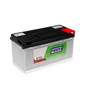 Batterie 12V 100Ah 800A sans entretien pour véhicules utilitaires et véhicules légers