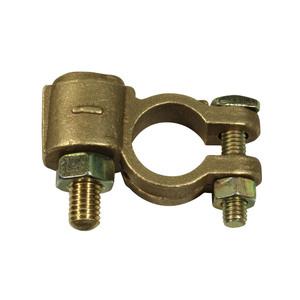 Cosse de batterie double serrage - section 50, pour poids-lourds