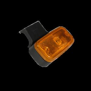 Feu de position latéral orange, FE94/98, T4W, suspendu 90°