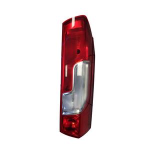 DEL Feu arrière protection en tôle montage Push /& Pull Connecteur Feu De Position Fonction