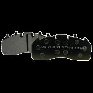 4 Plaquettes de frein pour RENAULT Magnum-Premium VOLVO FE/FM/FH16